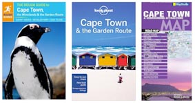 Guide e cartine di Cape Town